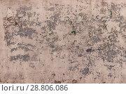 Купить «Old concrete wall texture background», фото № 28806086, снято 22 июля 2018 г. (c) Александр Якимов / Фотобанк Лори