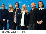 Купить «67th International Berlin Film Festival (Berlinale) - The Party - Photocall at Grand Hyatt Hotel Featuring: Timothy Spall, Patricia Clarkson, Cillian Murphy...», фото № 28811186, снято 13 февраля 2017 г. (c) age Fotostock / Фотобанк Лори
