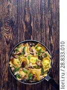 Купить «delicious ravioli stuffed with ricotta cheese», фото № 28833010, снято 16 июля 2018 г. (c) Oksana Zh / Фотобанк Лори
