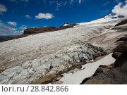Купить «Mountain Tronador and glaciers of Alerce and Castano Overa», фото № 28842866, снято 5 февраля 2017 г. (c) Яков Филимонов / Фотобанк Лори