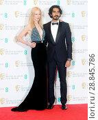 Купить «The 2017 EE British Academy Film Awards (BAFTAs) - Winners Room Featuring: Nicole Kidman, Dev Patel Where: London, United Kingdom When: 12 Feb 2017 Credit: WENN.com», фото № 28845786, снято 12 февраля 2017 г. (c) age Fotostock / Фотобанк Лори
