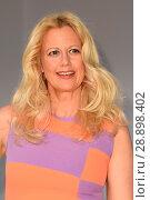 Купить «Barbara Schoeneberger during a beauty talk at the Beauty Fair at Duesseldorf Messe. Featuring: Barbara Schoeneberger Where: Duesseldorf, Germany When: 02 Apr 2017 Credit: WENN.com», фото № 28898402, снято 2 апреля 2017 г. (c) age Fotostock / Фотобанк Лори
