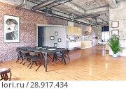 Купить «modern loft.», фото № 28917434, снято 15 августа 2018 г. (c) Виктор Застольский / Фотобанк Лори