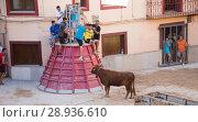 Купить «La Pobla Tornesa», фото № 28936610, снято 8 августа 2016 г. (c) Яков Филимонов / Фотобанк Лори