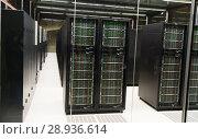 Купить «Barcelona Supercomputing Center», фото № 28936614, снято 16 января 2018 г. (c) Яков Филимонов / Фотобанк Лори