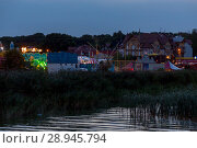 Купить «Poland, Pomerania - Krynica Morska on the Fresh Spit (Baltic Sea)», фото № 28945794, снято 26 августа 2015 г. (c) Caro Photoagency / Фотобанк Лори