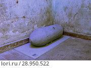 Купить «Germany, North Rhine-Westphalia bunker museum in Oberhausen», фото № 28950522, снято 16 марта 2016 г. (c) Caro Photoagency / Фотобанк Лори
