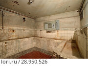 Купить «Germany, North Rhine-Westphalia bunker museum in Oberhausen», фото № 28950526, снято 16 марта 2016 г. (c) Caro Photoagency / Фотобанк Лори