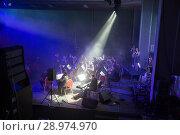 "Купить «Концерт оркестра ""Другой оркестр"". Екатеринбург», фото № 28974970, снято 16 февраля 2018 г. (c) Евгений Ткачёв / Фотобанк Лори"