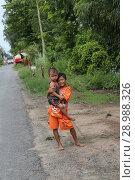 Купить «An Giang Province, Vietnam.», фото № 28988326, снято 27 мая 2017 г. (c) age Fotostock / Фотобанк Лори