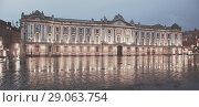 Купить «Capitol of Toulouse», фото № 29063754, снято 11 мая 2017 г. (c) Яков Филимонов / Фотобанк Лори