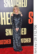 Купить «Film premiere of 'Snatched' held at the Regency Village Theatre - Arrivals Featuring: Goldie Hawn Where: Los Angeles, California, United States When: 11 May 2017 Credit: Apega/WENN.com», фото № 29112706, снято 11 мая 2017 г. (c) age Fotostock / Фотобанк Лори