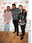Купить «'Kicks' Special screening at the Curzon Aldgate Featuring: Christopher Jordan Wallace, Justin Tipping, Kojo Funds Where: London, United Kingdom When: 16 May 2017 Credit: WENN.com», фото № 29113662, снято 16 мая 2017 г. (c) age Fotostock / Фотобанк Лори