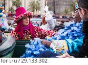 Купить «Meeting of King Baltasar», фото № 29133302, снято 5 января 2017 г. (c) Яков Филимонов / Фотобанк Лори