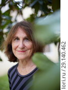 Купить «The writer Margaret George poses for photographers at the Literature Festival ' Pordenonelegge 2018 ', Pordenone, ITALY- 19.09.2018.», фото № 29140462, снято 19 сентября 2018 г. (c) age Fotostock / Фотобанк Лори