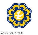 Купить «Герб города Никосия. Кипр», иллюстрация № 29147938 (c) Владимир Макеев / Фотобанк Лори