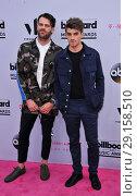 Купить «The Billboard Music Awards 2017 Featuring: Alex Pall, Andrew Taggart Where: Las Vegas, Nevada, United States When: 21 May 2017 Credit: Apega/WENN.com», фото № 29158510, снято 21 мая 2017 г. (c) age Fotostock / Фотобанк Лори