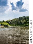 Купить «Галичья гора», фото № 29167354, снято 7 июля 2018 г. (c) Ольга Сейфутдинова / Фотобанк Лори