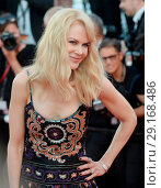 Купить «70th Annual Cannes Film Festival - 70th Anniversary Gala Featuring: Nicole Kidman Where: Cannes, United Kingdom When: 23 May 2017 Credit: WENN.com», фото № 29168486, снято 23 мая 2017 г. (c) age Fotostock / Фотобанк Лори
