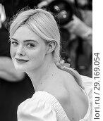 Купить «70th Cannes Film Festival - 'The Beguiled' - Photocall Featuring: Elle Fanning Where: Cannes, France When: 24 May 2017 Credit: John Rainford/WENN.com», фото № 29169054, снято 24 мая 2017 г. (c) age Fotostock / Фотобанк Лори