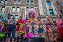Купить «New York City Annul Pride Parade 2018 Atmosphere Featuring: New York City Annul Pride Parade 2018 Atmosphere Where: New York, New York, United States When: 25 Jun 2018 Credit: Jeff Grossman/WENN.com», фото № 29260206, снято 25 июня 2018 г. (c) age Fotostock / Фотобанк Лори