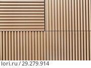 Купить «brown ribbed background», фото № 29279914, снято 10 февраля 2018 г. (c) Syda Productions / Фотобанк Лори