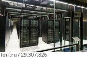 Купить «Equipment of Barcelona Supercomputing Center», фото № 29307826, снято 16 января 2018 г. (c) Яков Филимонов / Фотобанк Лори