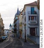Купить «Streets of french town Beziers», фото № 29307854, снято 1 декабря 2017 г. (c) Яков Филимонов / Фотобанк Лори