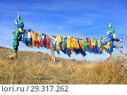 Купить «Культовые буддийские обряды. Язычество.», фото № 29317262, снято 2 октября 2018 г. (c) Валерий Митяшов / Фотобанк Лори