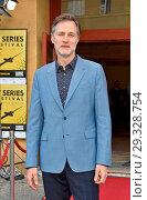 David Morrissey at the premiere The Handmaid's Tale 2 (Der Report... (2018 год). Редакционное фото, фотограф AEDT / WENN.com / age Fotostock / Фотобанк Лори