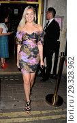Купить «Various celebrities attend TopShop Party at Phoenix Arts CLub Featuring: Larissa Eddie Where: London, United Kingdom When: 09 Jun 2018 Credit: WENN.com», фото № 29328962, снято 9 июня 2018 г. (c) age Fotostock / Фотобанк Лори