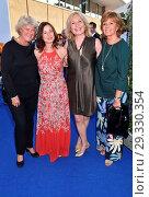 Monika Gruetters, Inka Friedrich, Maren Kroymann, Ulrike Kriener ... (2018 год). Редакционное фото, фотограф AEDT / WENN.com / age Fotostock / Фотобанк Лори