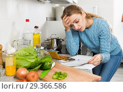 Купить «householder with financial statements ready to cry», фото № 29366586, снято 13 ноября 2018 г. (c) Яков Филимонов / Фотобанк Лори