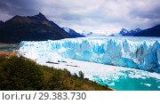 Купить «Perito Moreno Glacier», фото № 29383730, снято 2 февраля 2017 г. (c) Яков Филимонов / Фотобанк Лори