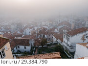 Купить «Lisbon from above. Portugal», фото № 29384790, снято 16 февраля 2018 г. (c) Liseykina / Фотобанк Лори