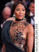 Купить «71st annual Cannes Film Festival - BlacKkKlansman - Premiere Featuring: Naomi Campbell Where: Cannes, France When: 14 May 2018 Credit: Euan Cherry/WENN.», фото № 29391910, снято 14 мая 2018 г. (c) age Fotostock / Фотобанк Лори