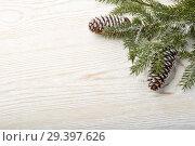 Купить «New Year and Christmas background», фото № 29397626, снято 4 ноября 2018 г. (c) Мельников Дмитрий / Фотобанк Лори