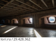 Купить «Блиндированная батарея Шведе на пять орудий, 1863 г., форт Константин, Кронштадт», фото № 29428362, снято 4 ноября 2018 г. (c) Юлия Бабкина / Фотобанк Лори