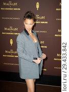 Купить «71st annual Cannes Film Festival - Magnum - Photocall Featuring: Bella Hadid Where: Cannes, France When: 10 May 2018 Credit: Euan Cherry/WENN.», фото № 29433842, снято 10 мая 2018 г. (c) age Fotostock / Фотобанк Лори