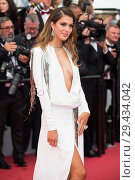 Купить «Celebrities attend the premiere for 'Sorry Angel' at the Palais de Festival in Cannes, France. Featuring: Miss Universe 2016 Iris Mittenaere Where: Cannes...», фото № 29434042, снято 10 мая 2018 г. (c) age Fotostock / Фотобанк Лори