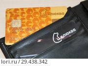Купить «Банковские карты Клюква», фото № 29438342, снято 2 мая 2008 г. (c) Игорь Р / Фотобанк Лори