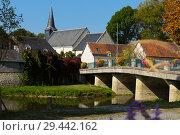 Купить «Traditional village of France», фото № 29442162, снято 8 октября 2018 г. (c) Яков Филимонов / Фотобанк Лори