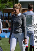 Купить «Longines Global Champions Tour Madrid - Day 1 Featuring: Athina Onassis Where: Madrid, Spain When: 04 May 2018 Credit: Oscar Gonzalez/WENN.com», фото № 29455082, снято 4 мая 2018 г. (c) age Fotostock / Фотобанк Лори