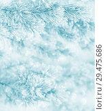 Купить «Winter background», фото № 29475686, снято 12 февраля 2018 г. (c) Икан Леонид / Фотобанк Лори