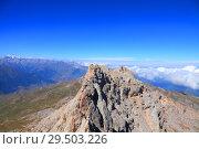 Rocky peak. Стоковое фото, фотограф Дмитрий Воробьев / Фотобанк Лори
