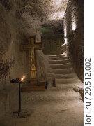 Купить «Vardzia, inside the cave monastery», фото № 29512002, снято 25 сентября 2018 г. (c) Юлия Бабкина / Фотобанк Лори