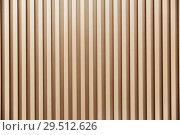 Купить «brown ribbed background», фото № 29512626, снято 10 февраля 2018 г. (c) Syda Productions / Фотобанк Лори