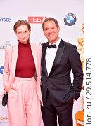 Red Carpet at Deutscherl Filmpreis 2018 at Palais am Funkturm in ... Редакционное фото, фотограф AEDT / WENN.com / age Fotostock / Фотобанк Лори