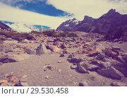 Купить «Views of landscape of Andes foothills», фото № 29530458, снято 1 февраля 2017 г. (c) Яков Филимонов / Фотобанк Лори