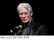 Купить «Richard Gere attends at the evening in memory of Bernardo Bertolucci at the Argentina Theatre in Rome, ITALY-06-12-2018.», фото № 29541418, снято 6 декабря 2018 г. (c) age Fotostock / Фотобанк Лори
